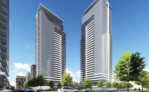riverview condos in downtown markham