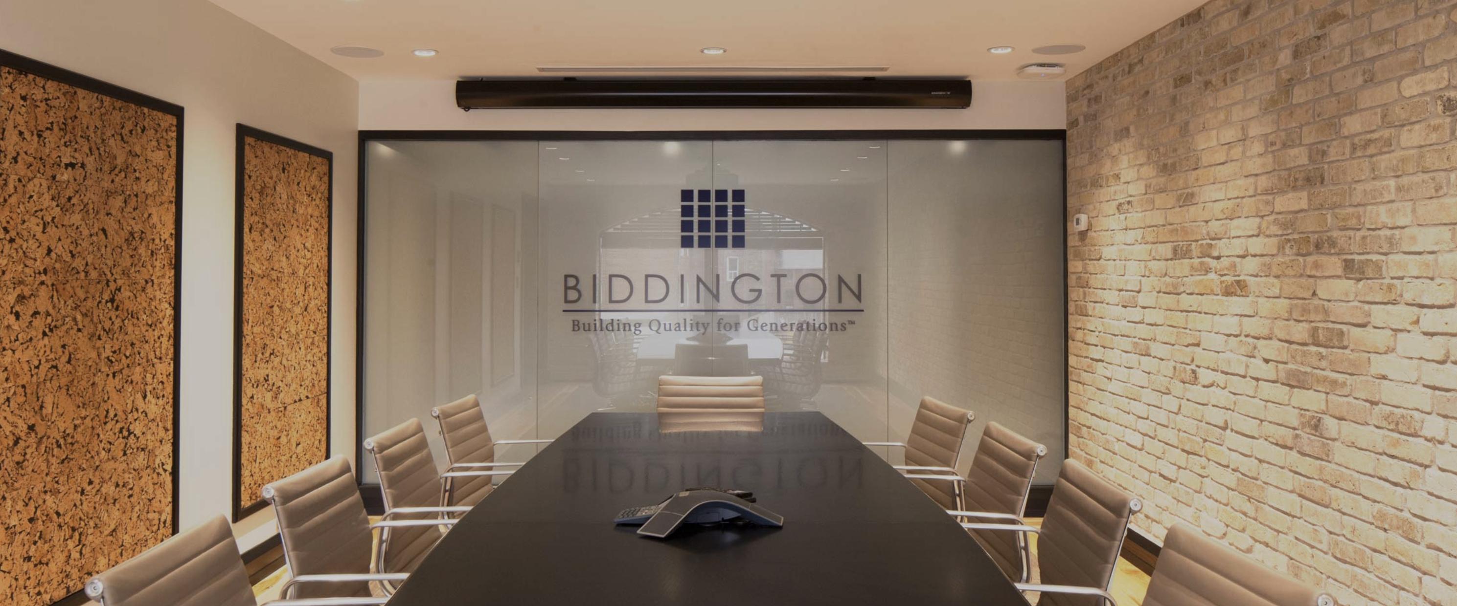 Biddington Group Office