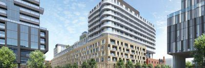 Canary House condos building 01
