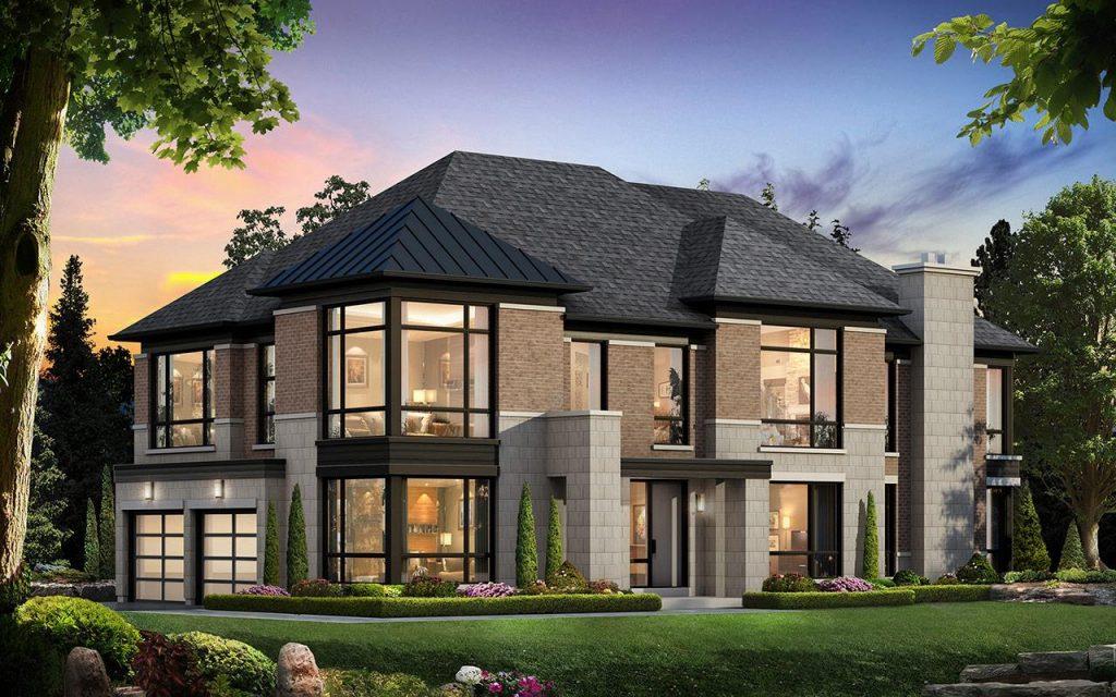 Kleinburg Crown Estates building