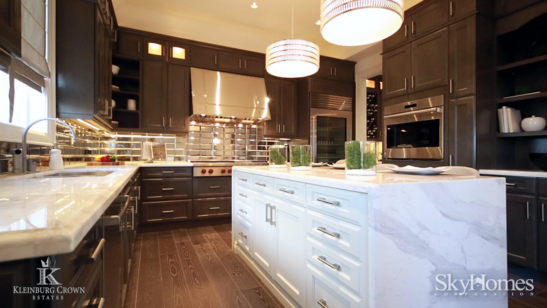 Kleinburg Crown Estates kitchen