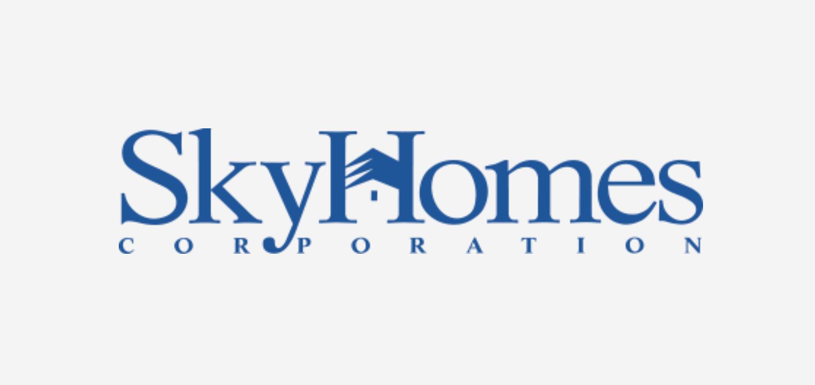 SkyHomes Logo