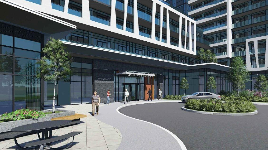Southport Square Condos building 06