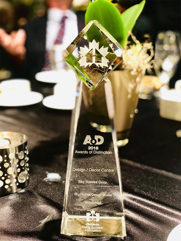 skyhomes - 2018 award