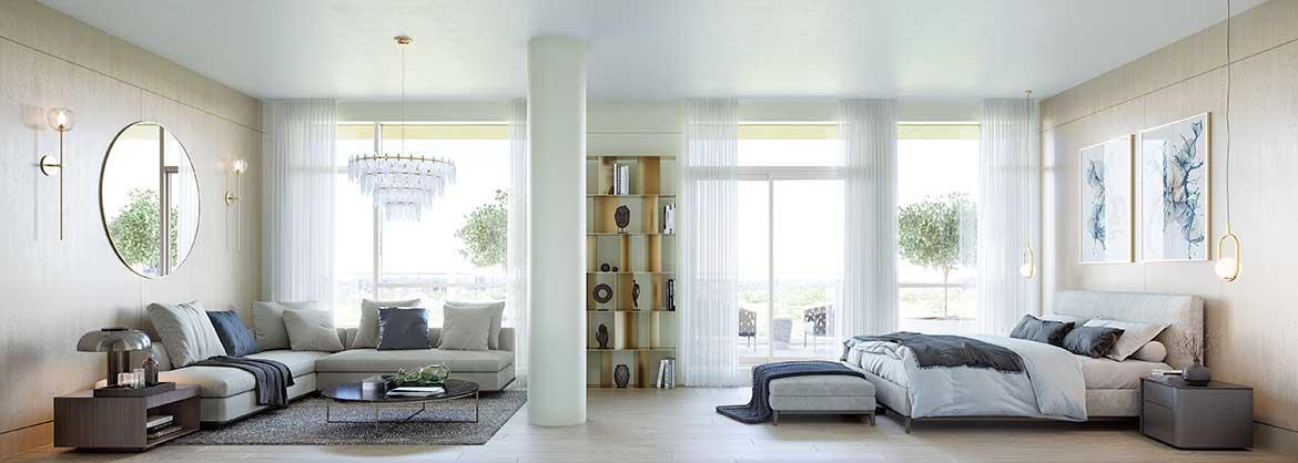 Royal Bayview by Tridel Room Template
