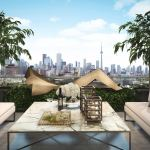 Yorkville Private Estate Suite Balcony Render 2