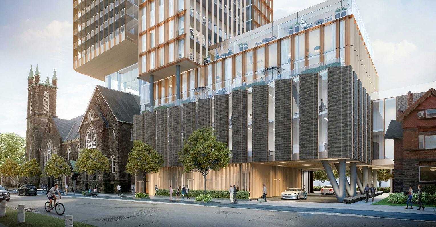 300 Bloor Street West Condos building 02