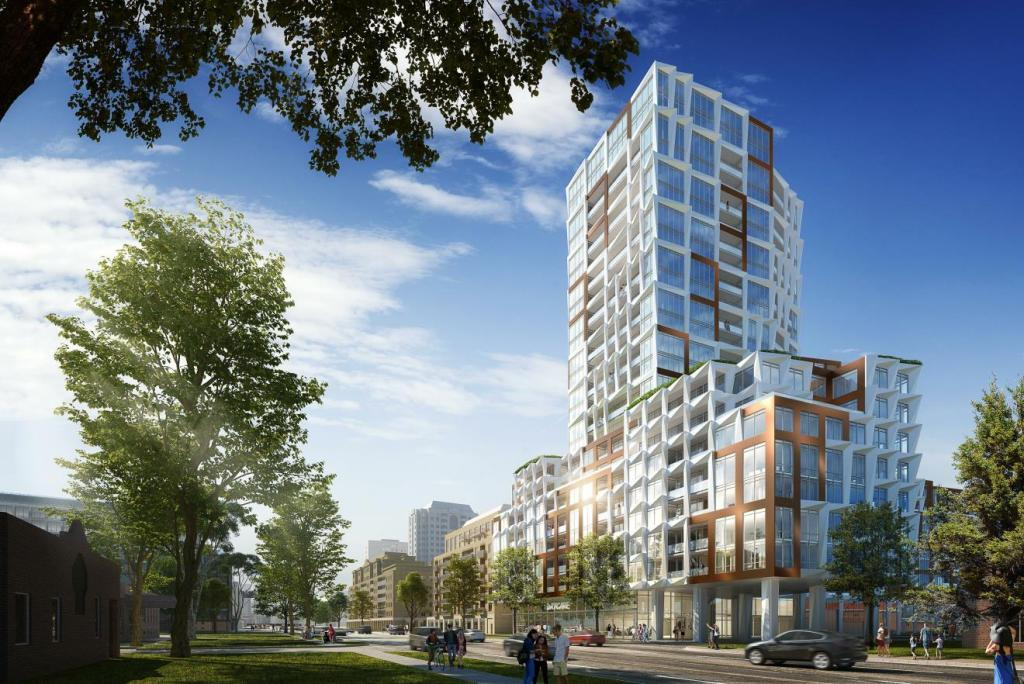 680 Sheppard Avenue East Condos building