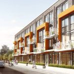 75 Curlew Urban Towns building