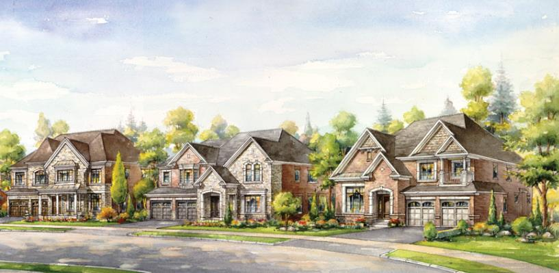 COUNTRY LANE HOMES comm