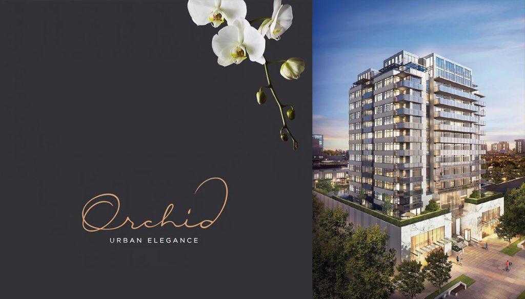 Orchid Condos building