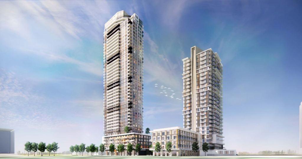 Parkside Square Tower building