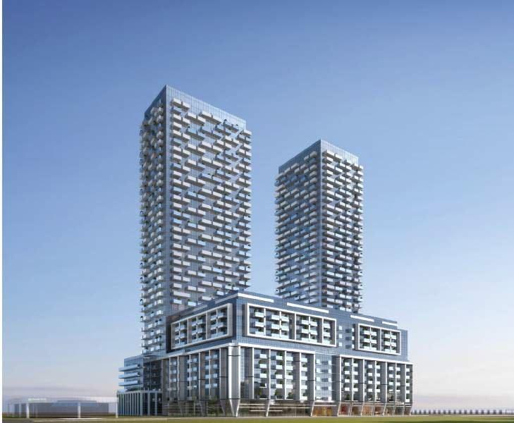 Queensway III Condos building