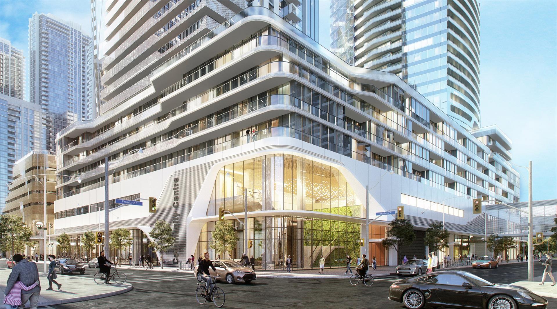 The Prestige Condos at Pinnacle One Yonge building 05