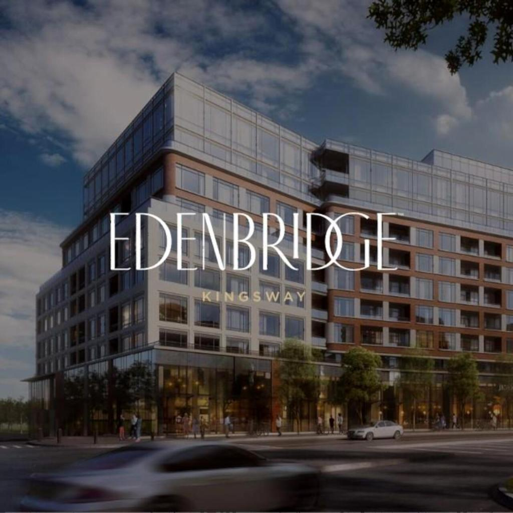 Edenbridge with logo