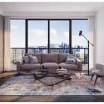 Sixty Five Broadway Condos living room