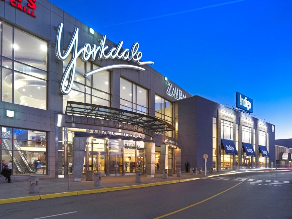 WestLine Condos mall