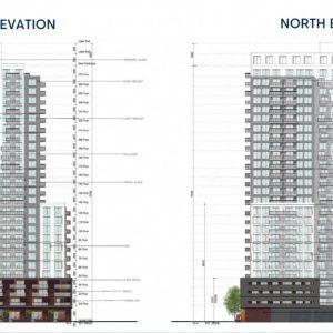 20 Cordova Avenue Condos floor plan 02