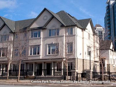 Centre Park Townes_exterior