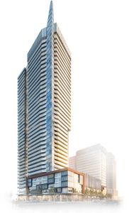Mississauga Wesley Tower_exterior