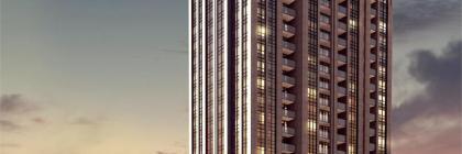 Park Avenue Place Towers exterior 01