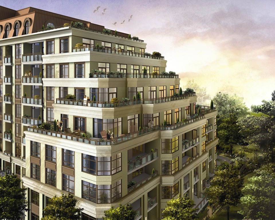 The Bayview Terraced Condominium Residence_exterior