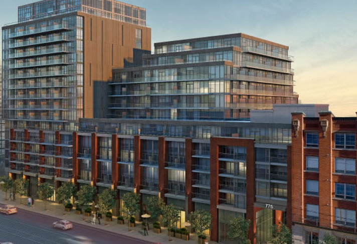 Minto 775 King West Rendering 1