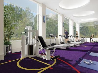 savvy condo gym 1