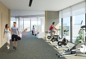 the Wyatt Condominium_Gym