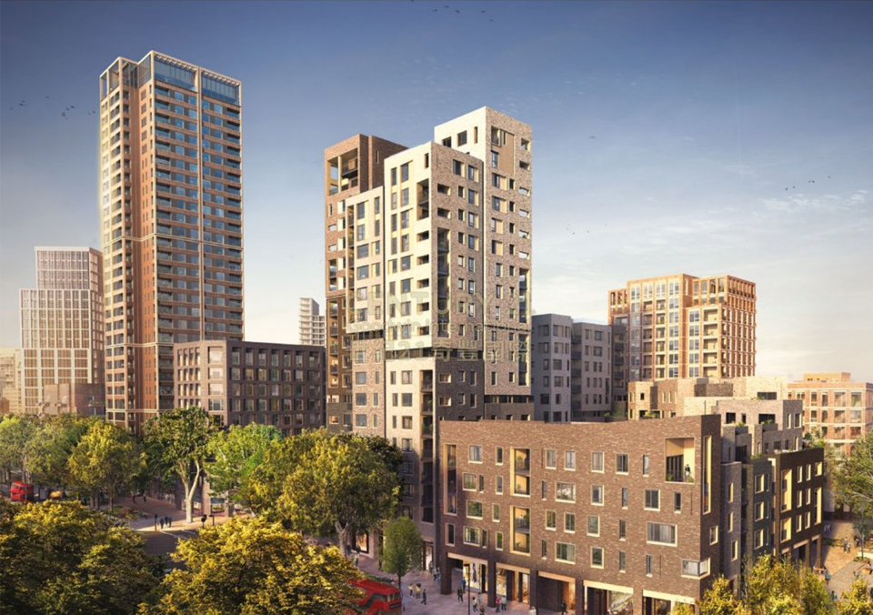 M2M Condos Phase 2 . The production price of Canadian land has gone up