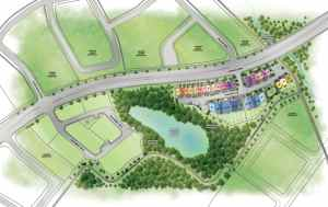 Forest Gate at Lionhead Luxury Towns neighbour-min