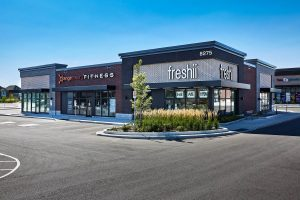 Forest Gate at Lionhead Luxury Towns shops