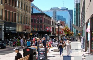 Ottawa Centretown Neighbourhood