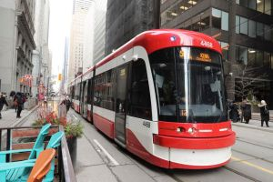 Queen and King Streetcars