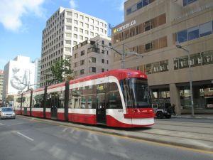 St. Clair streetcar
