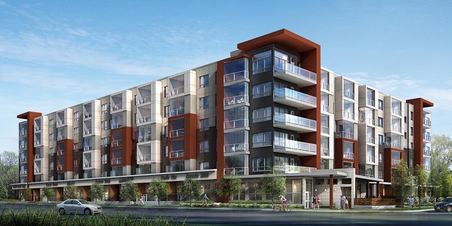 The Condominiums of Cornell-01