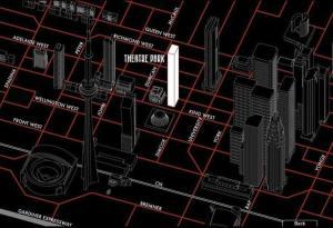 Theatre Park Condos map-min