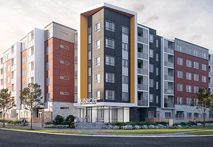 Union-Mount-Pleasant-Condos-building