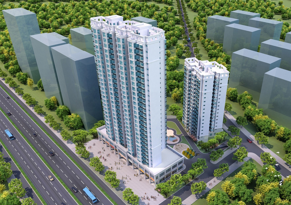 Yorkwoods Condos . Canadian real estate trends