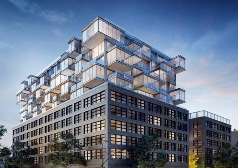 ArtWalk Condos . Property prices rose 17% to 607000