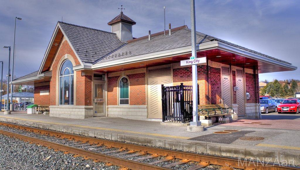 King City GO station