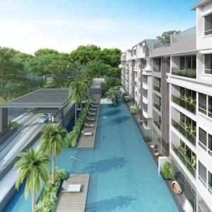 The Sorrento Condominium