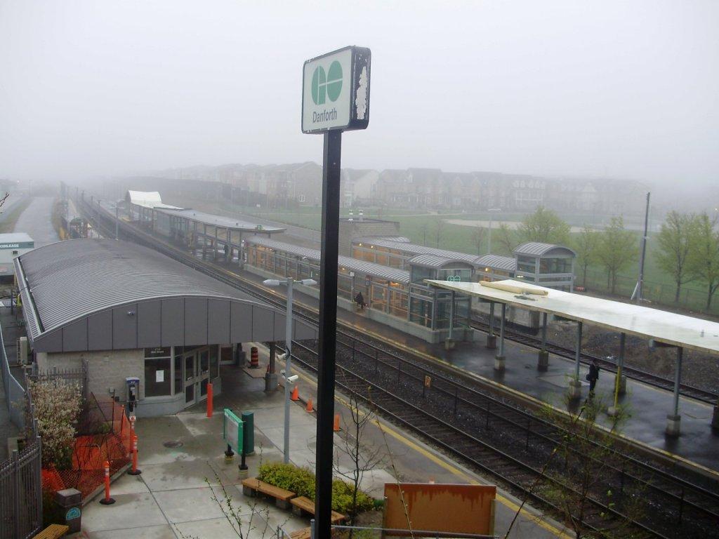 Danforth Train Station-min