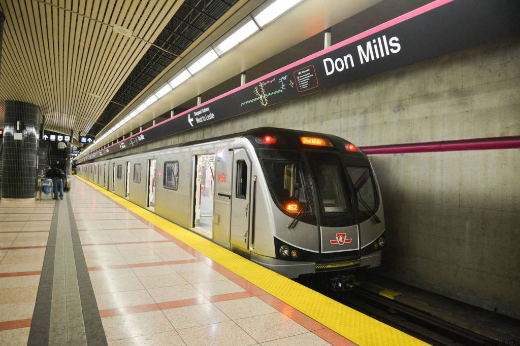 Don Mills station-min