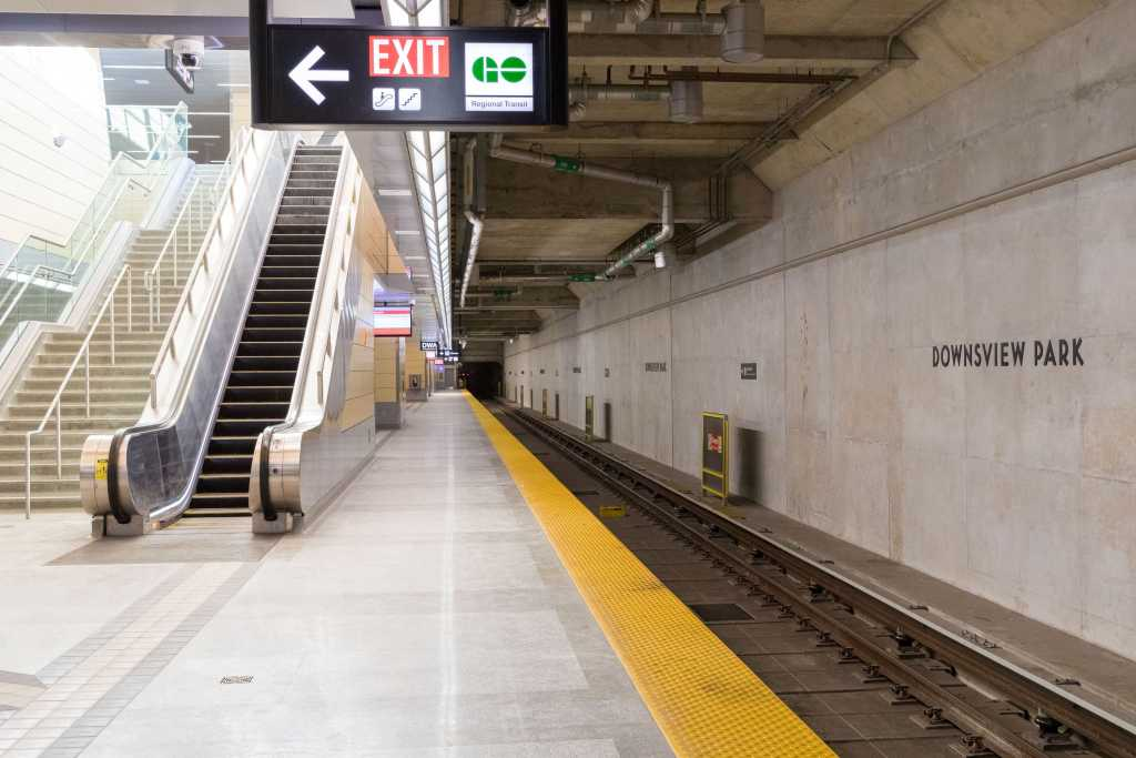 Downsview Park Station-min