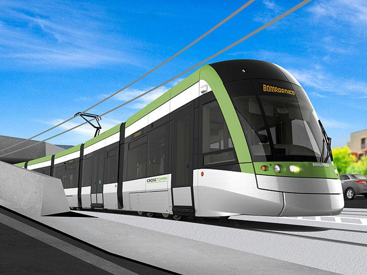 Eglinton Crosstown LRT