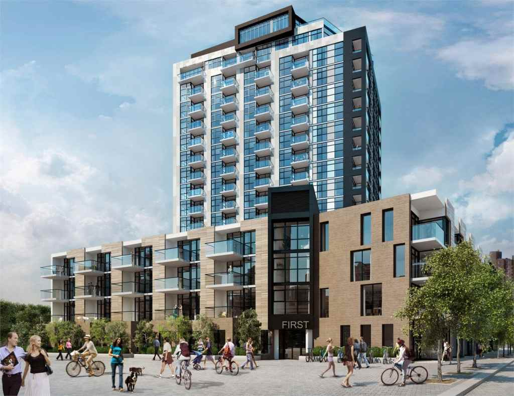 First Condos at East Village 2-min