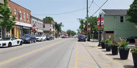 Main Street Stouffville by Greenpark Homes-amentity