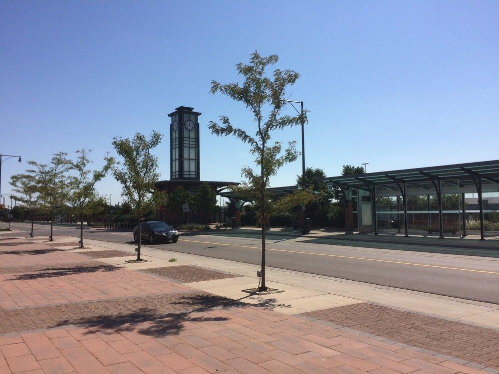Mount Pleasant GO Station