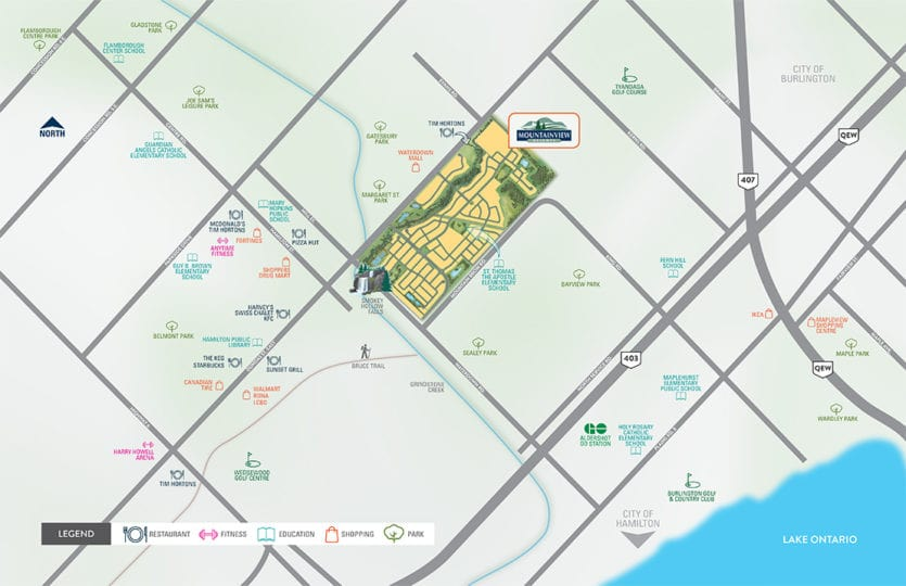 Mountainview Heights site map-min